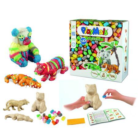 PlayMais CLASSIC Divoká zvířata 900ks - 1