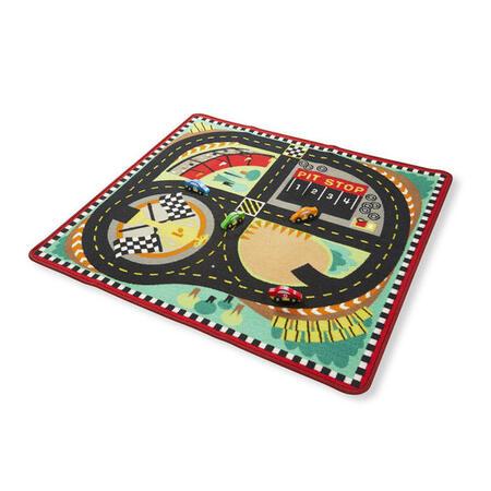 Hrací koberec  - Závodní dráha - 1
