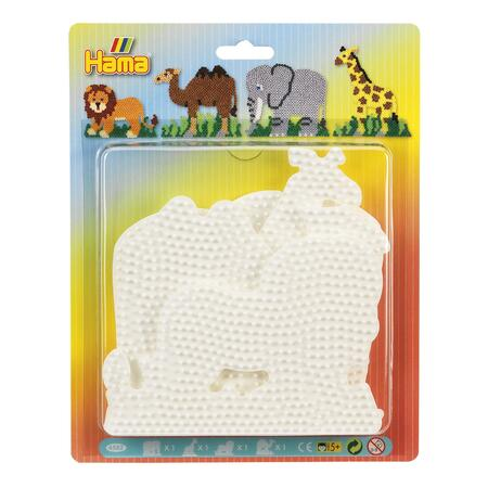 Podložky /slon,žirafa,lev,velbloud/ - MIDI