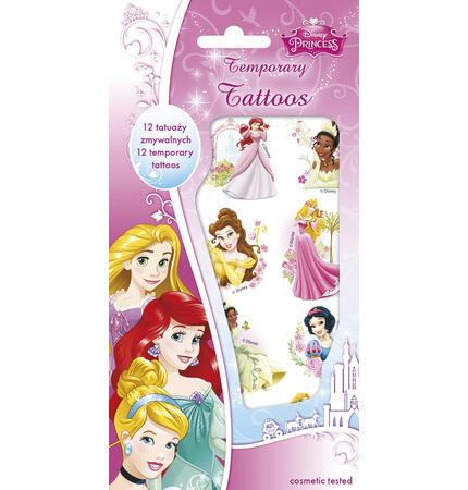 Tetování Princess