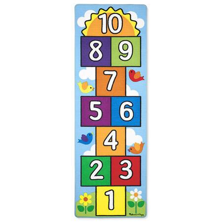 Hrací koberec  - Skákací panák - 1