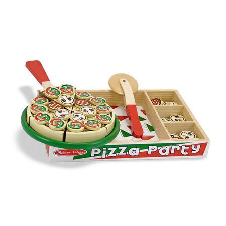 Dřevěná pizza - 1