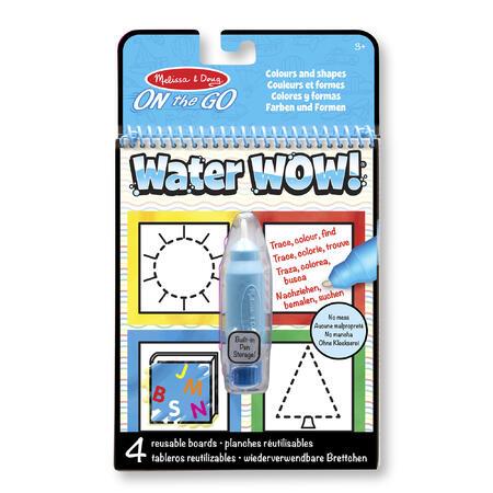Kouzlení vodou Barvy a tvary - 1