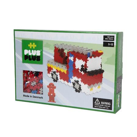 Plus-Plus Basic 760 Záchranáři - 1