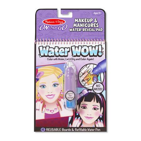 Kouzlení vodou Makeup - 1