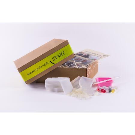 Domácí výroba mýdla-citron,vanilka - 1