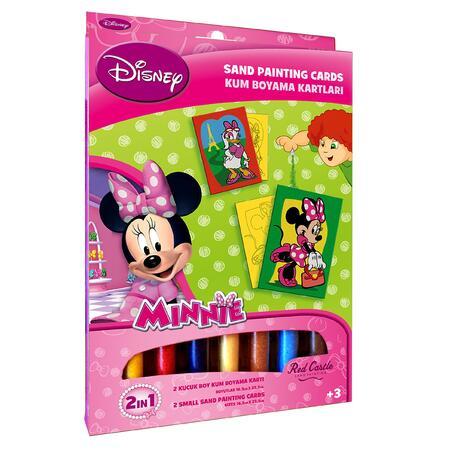 Pískování obrázků  Disney 2v1 Minnie - 1