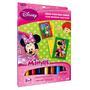 Pískování obrázků  Disney 2v1 Minnie - 1/2