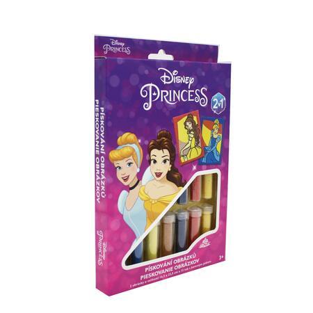 Pískování obrázků Disney 2v1 princezny - 1