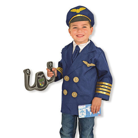 Kompletní kostým Pilot - 1