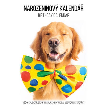 Narozeninový kalendář PETs - 1