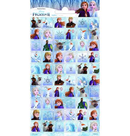 Samolepky-typ C /Frozen II/