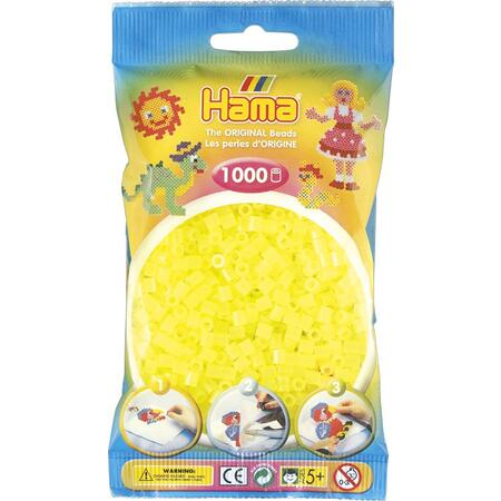 Neonové žluté - 1.000ks MIDI