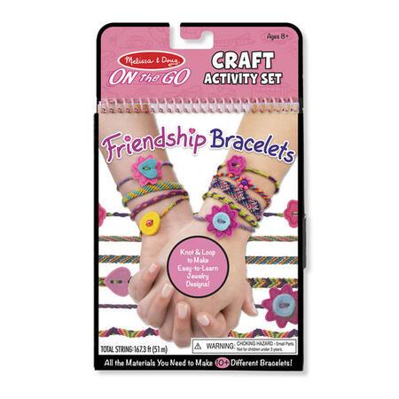 Náramky přátelství - 1