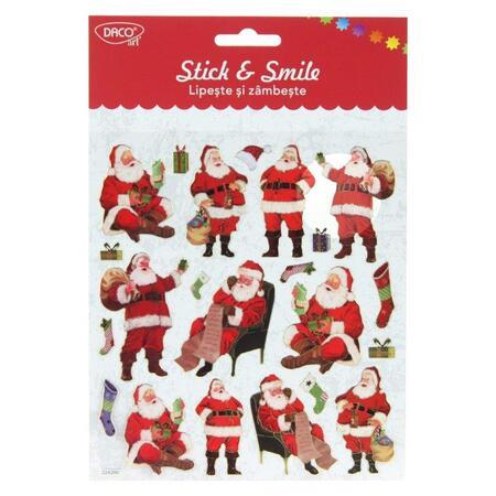 Samolepky -  Santa Claus 2