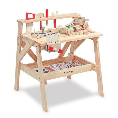 Pracovní stůl s nářadím - 1