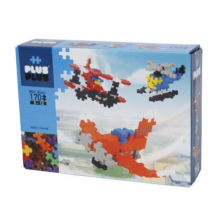 Plus-Plus  Basic 170 Letadla - 1