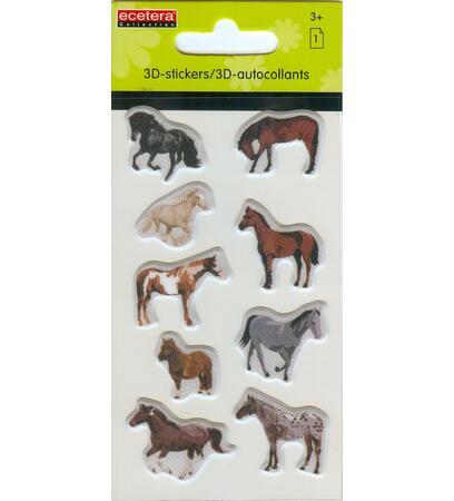 Samolepky - Koně