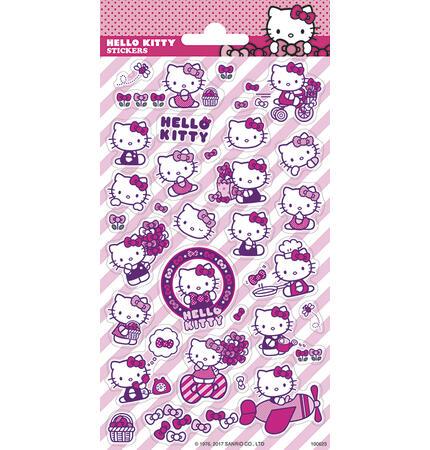 Samolepky-typ C /Hello Kitty/