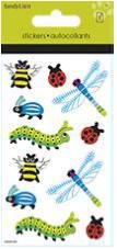 Samolepky - Hmyz