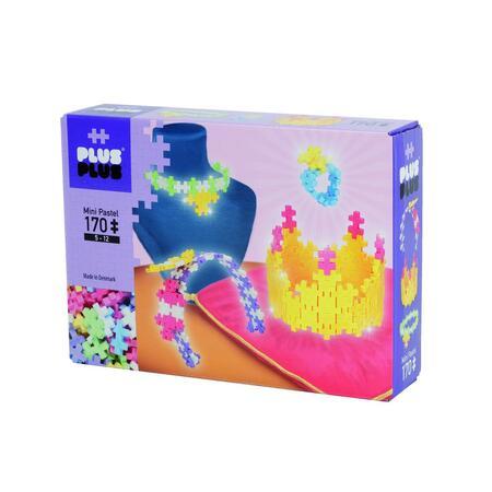 Plus-Plus Pastel 170 Pohádkové doplňky - 1