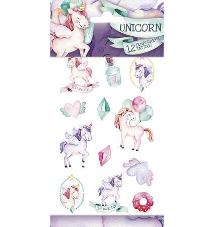 Tetování Unicorn