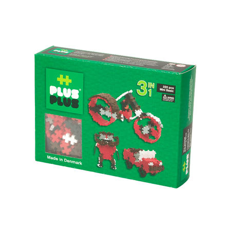 Plus-Plus  Basic 220,3in1 - 1