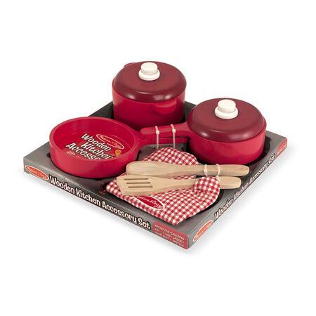 Kuchyňský dřevěný set - Nádobí - 1