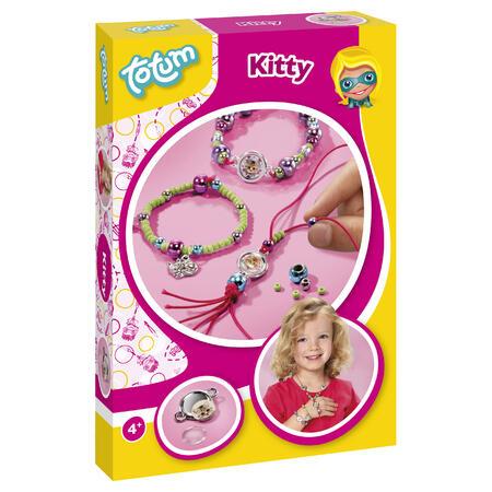 KITTY - korálkové náramky - 1