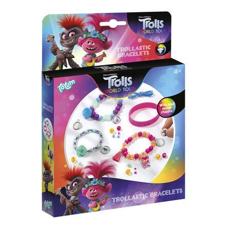 Trollové - korálkové náramky - 1