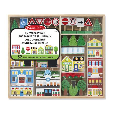 Dřevěné město - 1