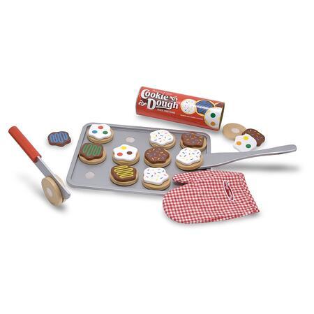 Dřevěný set na pečení sušenek - 1