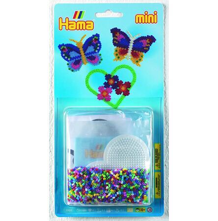 Korálkový set Motýlci MINI