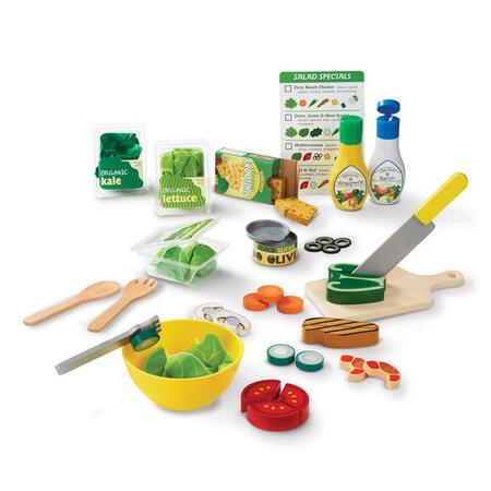 Kompletní set na přípravu salátu - 1