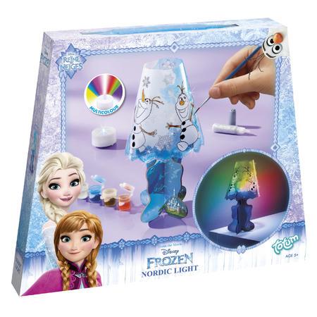 Ledové království - pohádková lampička - 1