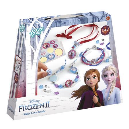 Ledové království II -  vyrob si šperky - 1