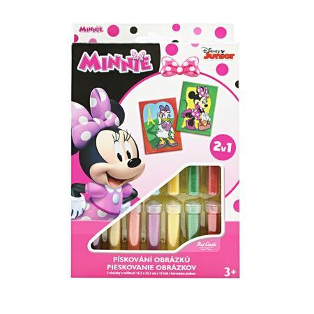 Pískování obrázků  Disney 2v1 - Minnie - 1