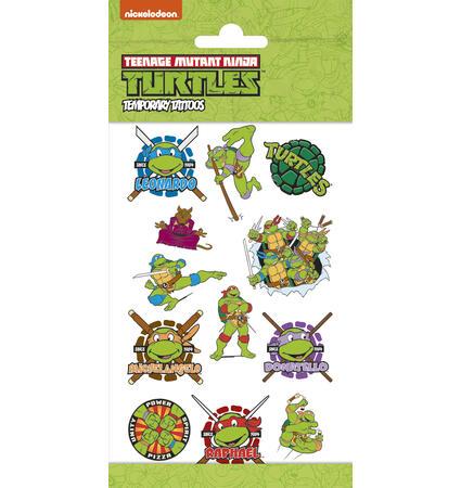 Tetování Ninja želvy