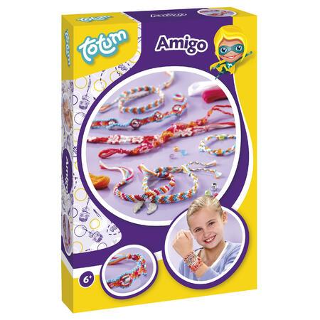 AMIGO - náramky z bavlnek
