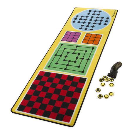 Hrací koberec - 4 hry - 1