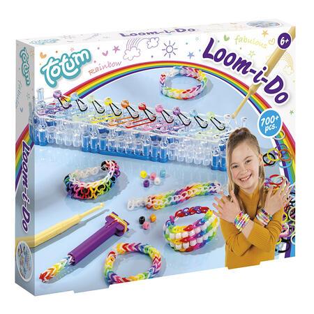 LOOM I DO náramky z gumiček - 1
