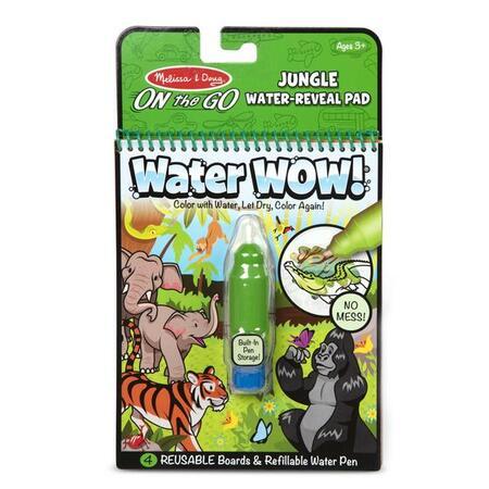 Kouzlení vodou Džungle - 1
