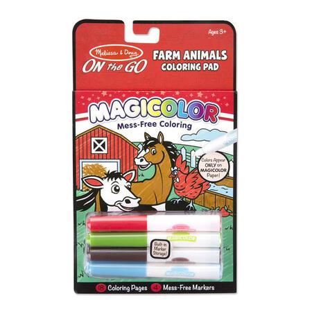 Magické barvy Farma - 1