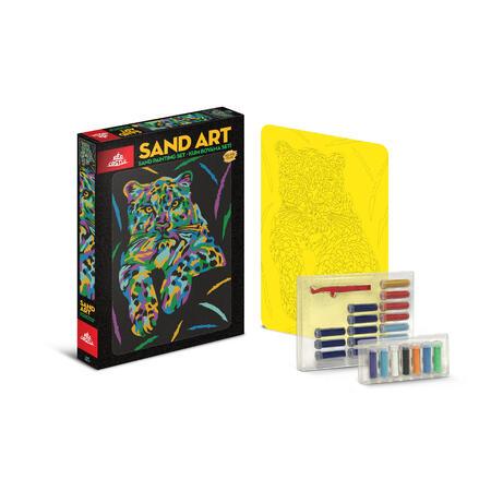 SAND ART /1x A4 obrázek/