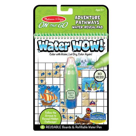 Kouzlení vodou Dobrodružství - 1