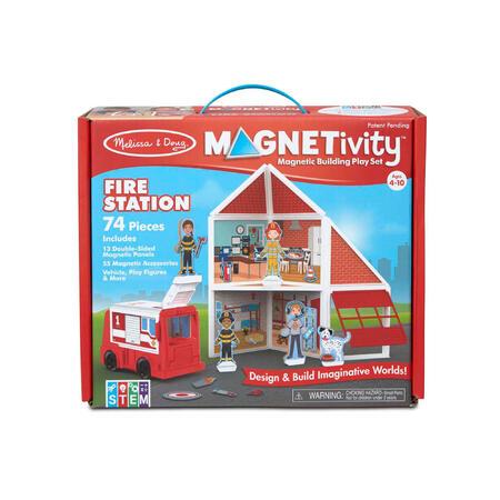 MAGNETIVITY Požární stanice - 1