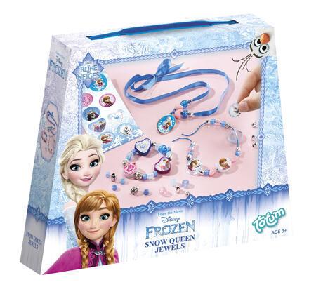 Ledové království - šperky ledová královna