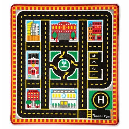 Hrací koberec - Záchranáři - 1