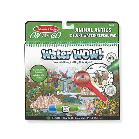 Kouzlení vodou DELUXE prehistorická zvířata - 1
