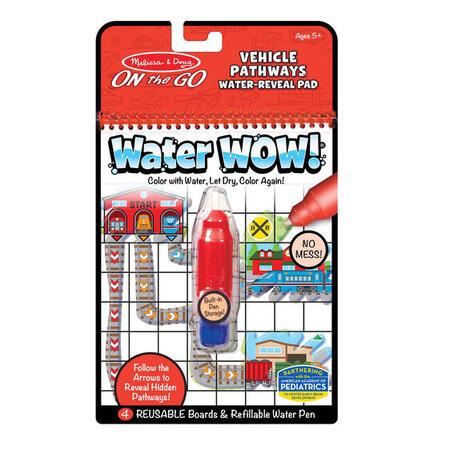 Kouzlení vodou Vozidla - 1